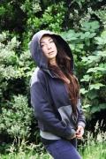 Geomatrix Design Black & Grey Hoodie 5