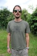 Geomatrix Design Kaki T-shirt 2
