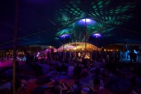 Boom Festival 2012 Ambient Source LED Installation by Geomatrix Design