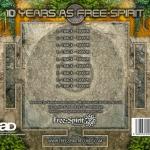 Free Spirit 10 Years Cd Inlay by Geomatrix Design