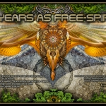 Free Spirit 10 Years Booklet by Geomatrix Design