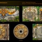 Free Spirit 10 Years Full CD Artwork by Geomatrix Design