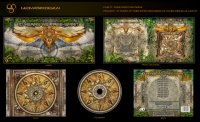 Free Spirit 10 Years Full CD Artwork by Geomatrix Design