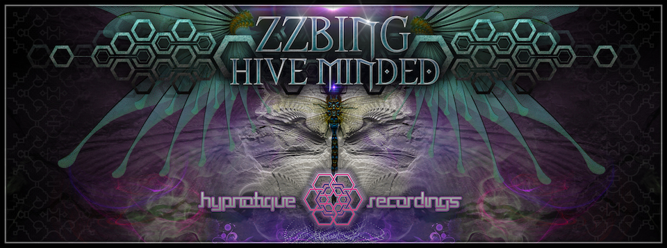 Hive Minded Banner by Geomatrix Design