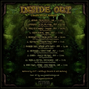 Inside Out Back by Geomatrix Design
